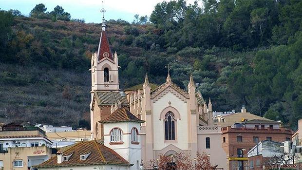 Iglesia de Sant Martí de Torrelles.