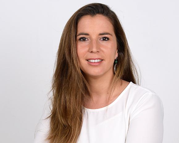 La primera teniente de alcalde de Castelldefels Candela López, coordinadora general de Catalunya en Comú