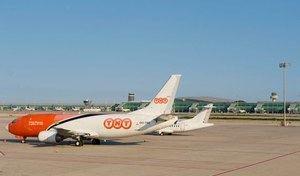 Centro de carga del Aeropuerto de El Prat