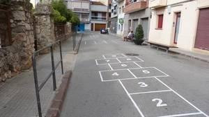 El carrer de l'Àngel de Gavà es tanca al tràfic de manera definitiva