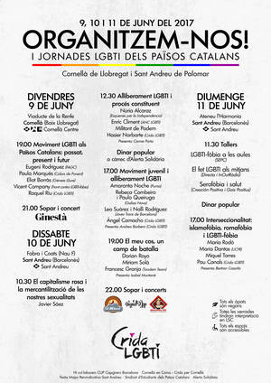 Cornellà inicia las I Jornadas LGBTI de Cataluña
