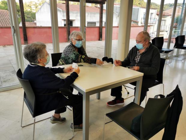 Castellví de Rosanes reabre las puertas del Casal de la gent gran