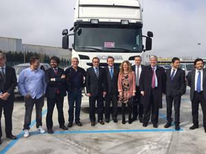 Desbloqueig de la primera fase de l'accés ferroviari per a mercaderies del Port de Barcelona