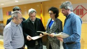 Esquerra presenta una moción para suprimir el Consell Comarcal del Barcelonès