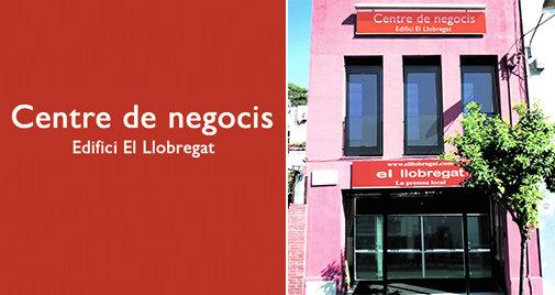 Centro de negocios - Edificio El Llobregat