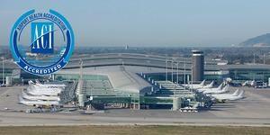 """El Aeropuerto Josep Tarradellas Barcelona-El Prat, acreditado como """"aeropuerto seguro"""""""