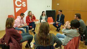 """Ciudadanos presenta a sus candidatos para """"liderar el cambio"""" municipal"""