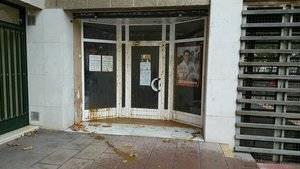 Ciutadans de L'Hospitalet sufre un nuevo ataque en la sede del partido