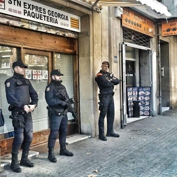 Golpe a la mafia georgiana en municipios metropolitanos, entre ellos, L'Hospitalet, Cornellà y Gavà