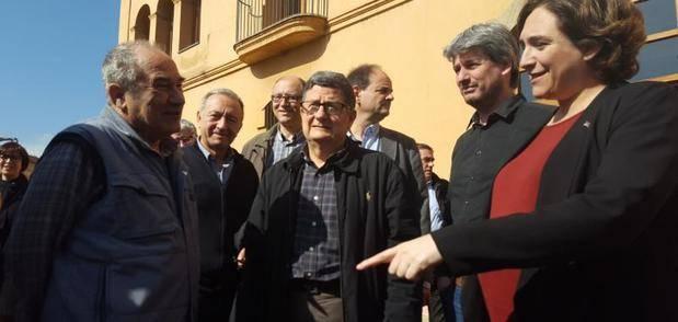 AMB se suma al Consorci del Parc Agrari del Baix Llobregat