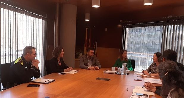 Comité de coordinación de Gavà.