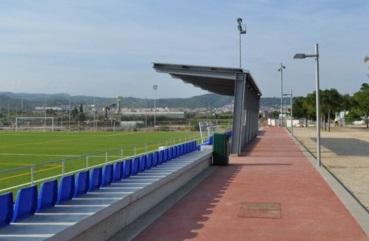 Gavà condena los insultos machistas al árbitro del partido entre la escuela de fútbol local y el Piera AE