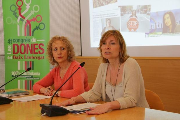 El liderazgo político del Baix Llobregat se escribe en femenino