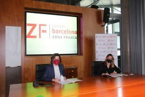 Alianza estratégica entre el Consorci de la Zona Franca de Barcelona y la Casa Amèrica Catalunya