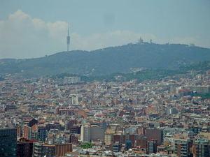 Baja el dióxido de nitrógeno en la conurbación de Barcelona