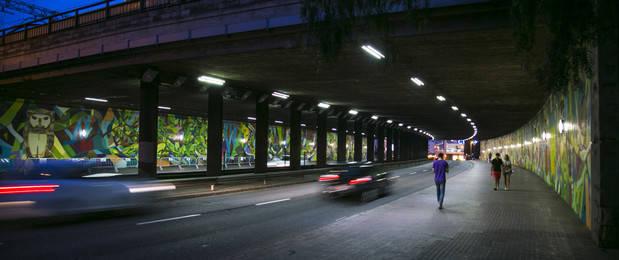Contorno Urbano, de L'Hospitalet, se convierte en la primera fundación española dedicada en exclusiva al arte urbano y al graffiti