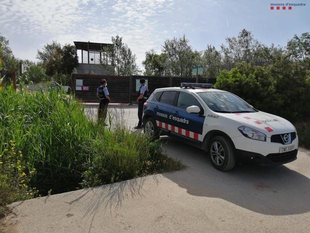 Blindaje de los accesos a los espacios naturales del Delta del Llobregat