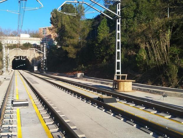 El corredor ferroviario del Mediterráneo gana enteros con las nuevas infraestructuras de Martorell