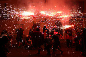 Castellví de Rosanes inaugura este viernes la Fiesta Mayor