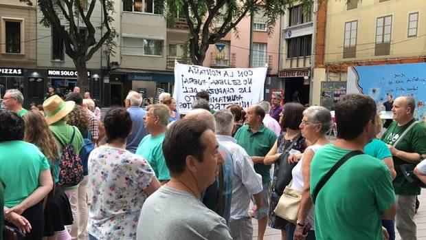 Los barrios de montaña de Sant Boi rechazan los pisos plurifamiliares del nuevo plan urbanístico municipal