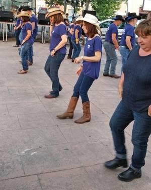 Country Sant Feliu aconsegueix la segona posició al pòdium del concurs Catalan Style Country Linedance