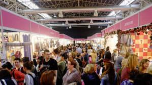 El Salón Creativa de manualidades y creatividad celebra su 12ª edición en L'Hospitalet
