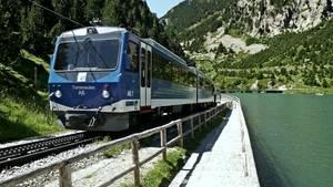 Augmenta l'ocupació en els Trens Turístics de FGC