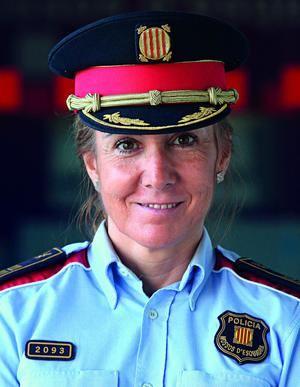 Cristina Manresa, ex jefa de los Mossos en la comarca, nueva número 2 del cuerpo