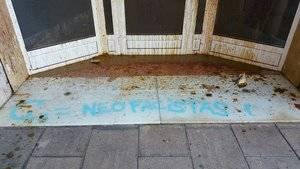 Nuevo ataque a la sede de Ciudadanos de L'Hospitalet