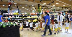 Caprabo promueve la alimentación sana entre más de 11.000 niños