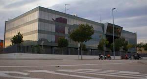 La Guardia Civil se persona en el Centro de Telecomunicaciones de la Generalitat, en L'Hospitalet, en busca de información del 1-O