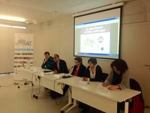 Escritores del Baix reclaman más promoción literaria a nivel local