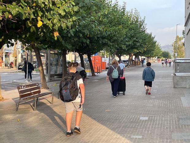 4.394 alumnos inician hoy un nuevo curso en el municipio de Sant Andreu de la Barca