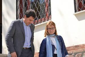 Carcelén, mà dreta de Lluïsa Moret, passarà a ser el responsable polític de Coressa en neteja viària i jardineria