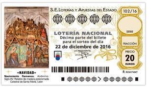 El Segundo Premio, 04536, cae en seis municipios del Baix