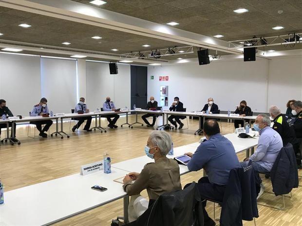 Desciende el número de delitos en Viladecans pero aumentan las detenciones