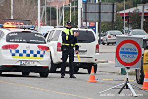 Prisión para el joven que tiró de la bici a un minúsvalido para robarle en Sant Andreu de la Barca