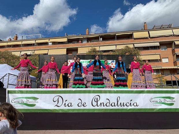 Sant Boi celebra el Día de Andalucía