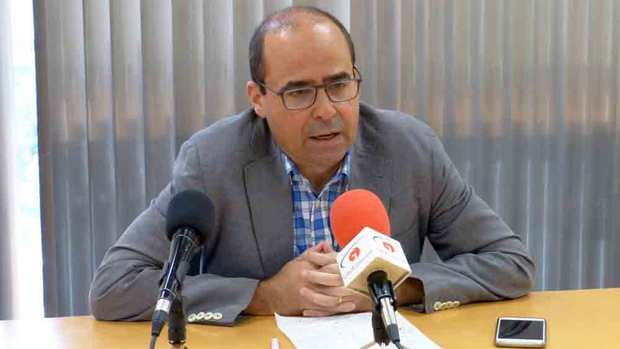 Miguel Ángel Díaz, ex primer teniente de alcalde de Gavà.