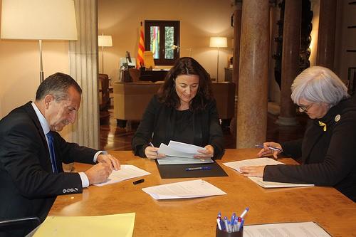 La Diputación de Barcelona firma una nueva ola de créditos a Ayuntamientos de la demarcación