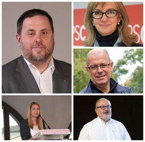 Cinco diputados representarán al Baix Llobregat y L'Hospitalet en el Congreso