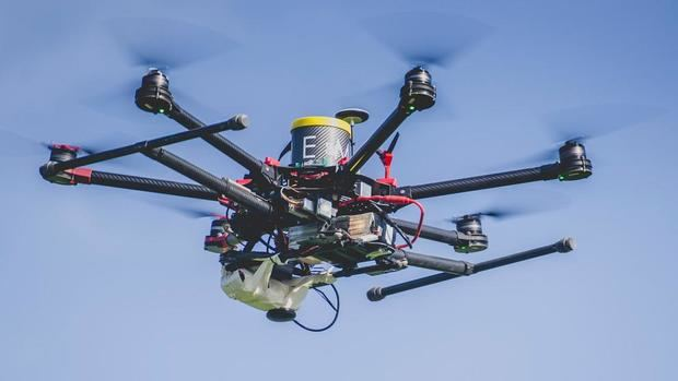 La Policía Local de Castelldefels coordina un estudio de seguridad con drones