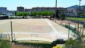 Viladecans contará con un nuevo terreno de juego de softbol para la temporada que viene