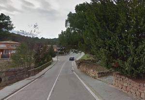 La Diputación elabora el proyecto de ampliación del puente de Can Dalmases, en Collbató