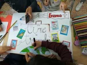 La Roureda de Sant Esteve Sesrovires participa en un programa de Erasmus para alumnos de primaria