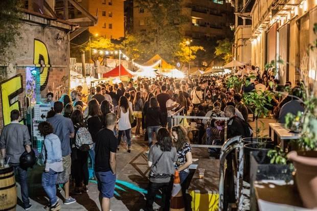 Un 'Eat Street' para morirse cierra la temporada en el Districto Cultural de L'Hospitalet