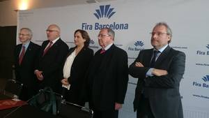 La Fira de Barcelona tanca un nou any de rècord