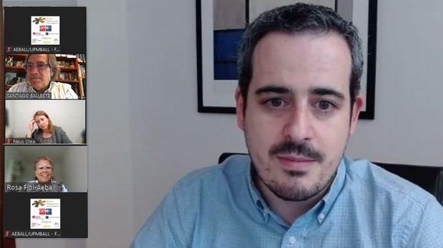 Eduard Rivas: 'Los ayuntamientos deben tener voz en la gestión de los Fondos Europeos'