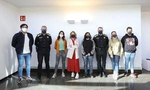 Tres educadores invitarán a los jóvenes de Gavà a respetar las medidas sanitarias contra el covid-19