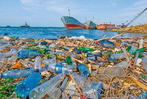 La invasión del plástico